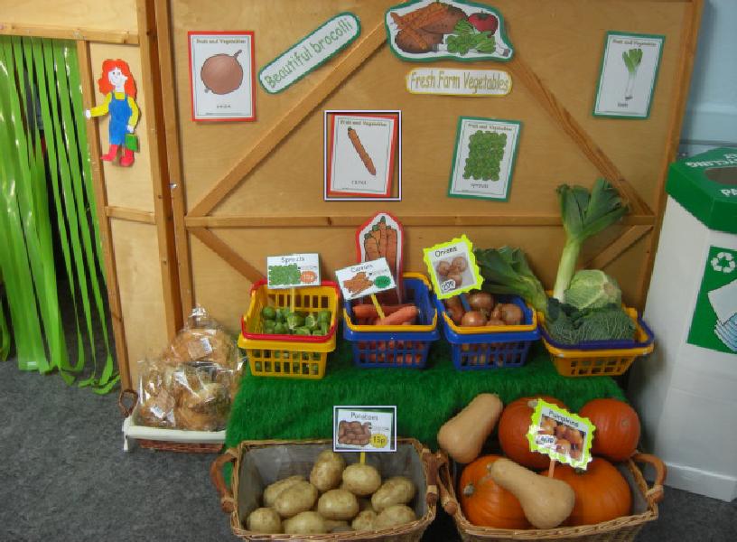 Farm Shop Classroom Role Play Area Photo Sparklebox