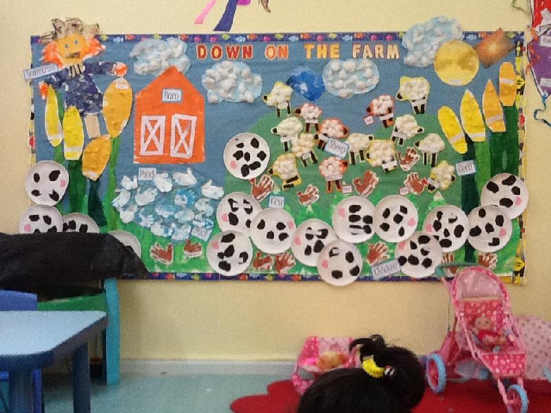 down on the farm classroom display photo   sparklebox