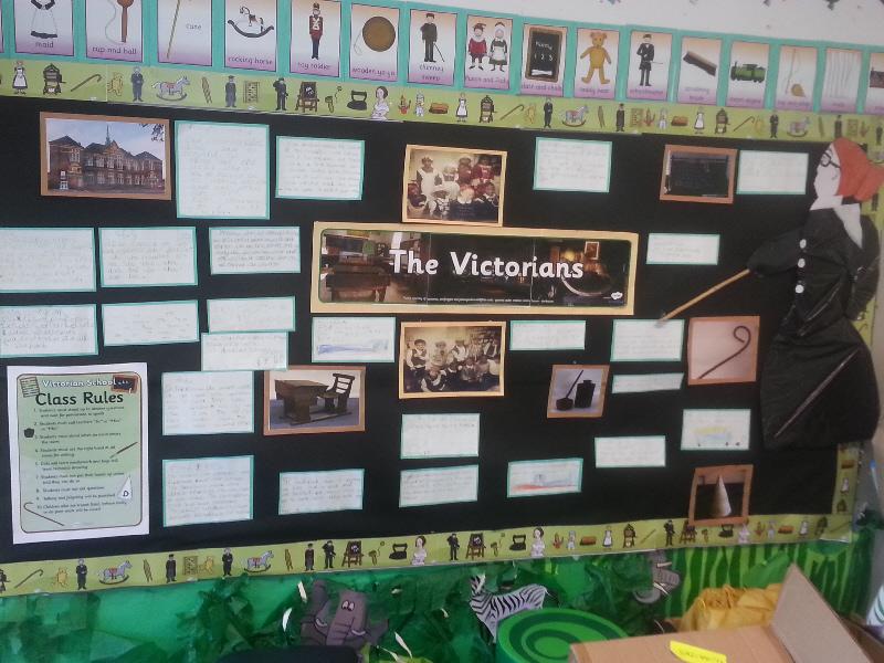 Classroom Display Ideas Victorians : Victorian schools classroom display photo sparklebox