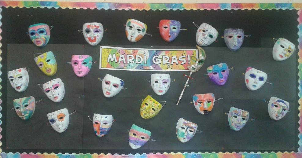mardi gras masks classroom display photo sparklebox. Black Bedroom Furniture Sets. Home Design Ideas