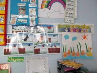nursery rhyme classroom displays photo gallery   sparklebox
