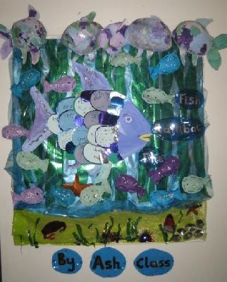 Rainbow Fish Classroom Displays Photo Gallery Sparklebox