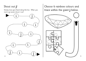 confusing letters b and d p and q i and j worksheets sparklebox. Black Bedroom Furniture Sets. Home Design Ideas