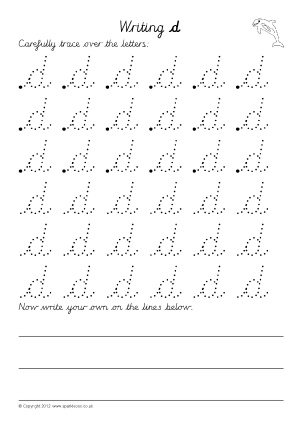 Number Names Worksheets printable alphabet handwriting worksheets : Cursive Letter Formation Teaching Resources & Printables - SparkleBox