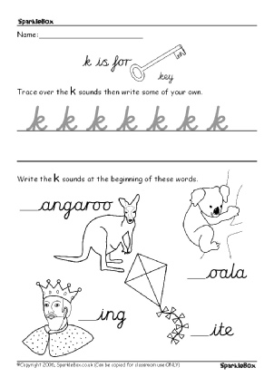 Cursive Letter Formation Teaching Resources & Printables - SparkleBox