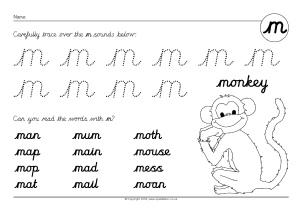 Cursive Alphabet and Sounds Worksheets - SparkleBox
