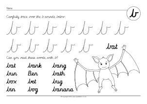 cursive alphabet and sounds worksheets sparklebox. Black Bedroom Furniture Sets. Home Design Ideas
