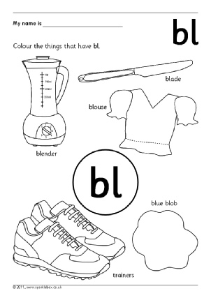 Digraphs And Blends Consonant Clusters Teaching Resources Sparklebox
