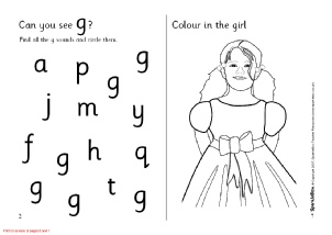 math worksheet : letter g phonics activities and printable teaching resources  : Letter G Worksheets For Kindergarten