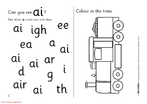 ai&#39- words worksheet by missyrobinson - Teaching Resources - Tes