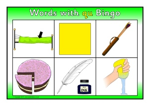 Words with QU - Phonics Activities and Printable Teaching ...
