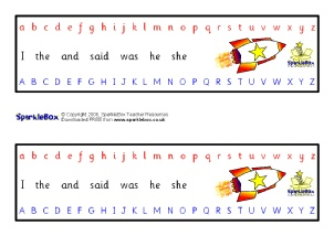 photo relating to Alphabet Strip Printable named KS1 Alphabet Strips and Tabletop Alphabet Traces - SparkleBox