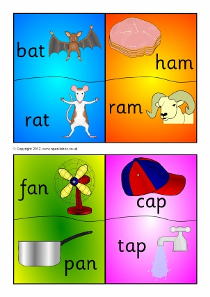 Printables Rhyme Words ks1 rhyme rhyming resources activities games sparklebox word jigsaws sb166