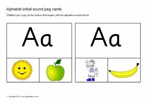 alphabet phonics activities and games sparklebox. Black Bedroom Furniture Sets. Home Design Ideas