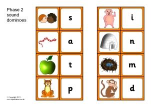 Alphabet & Phonics Activities and Games - SparkleBox