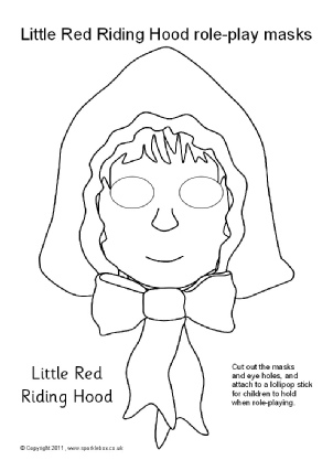 Little Red Riding Hood Teaching Resources  Story Sack Printables
