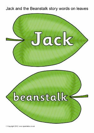 image regarding Jack and the Beanstalk Story Printable called Jack and the Beanstalk Schooling Components Tale Sack