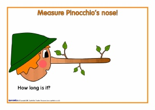 Pinocchio teaching resources story sack printables sparklebox pinocchio nose measuring sheets sb2112 maxwellsz