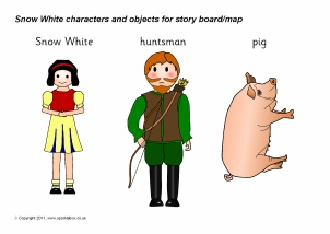 Snow White and the Seven Dwarfs Teaching Resources & Story