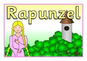Rapunzel teaching resources story sack printables sparklebox - Rapunzel pictures download ...