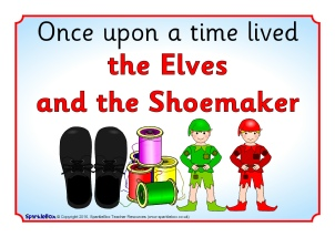 The Elves and the Shoemaker Teaching Resources & Story ...