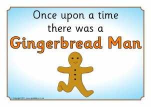 photo relating to The Gingerbread Man Story Printable known as Gingerbread Male Schooling Supplies Tale Sack Printables