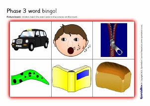 Phase 3 Letters And Sounds Literacy Resources Sparklebox
