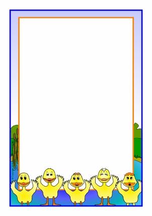 Five Little Ducks Nursery Rhyme Teaching Resources