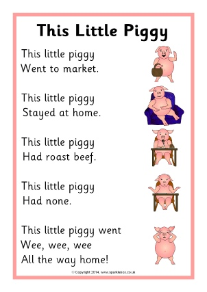 Animal Nursery Rhyme Teaching Resources Amp Printables