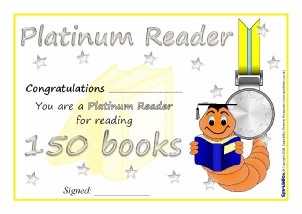 graphic relating to Printable Reading Certificates named KS1 KS2 Printable Studying Certificates Awards - SparkleBox