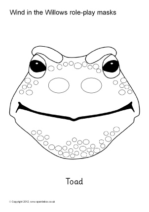 Wind in the willows primary teaching resources for Wind in the willows coloring pages