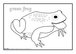 bear coloring pages sparklebox free - photo#3