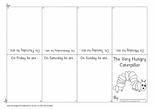 graphic about Very Hungry Caterpillar Printable Activities identify Hungry Caterpillar Training Materials Tale Sack