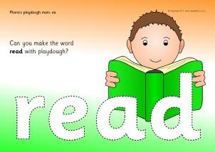 Worksheets Ea Words List word list words beginning ea sparklebox with playdough mats sb4819