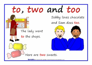 Classroom Frieze - 60 Homophone Posters by Classroom Resources by Lisa