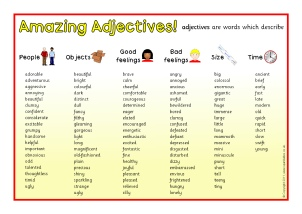 Amazing words to use in an essay