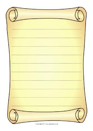 Writing Frames and Printable Page Borders KS1 & KS2 - SparkleBox