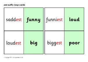 Prefixes and Suffixes Teaching Resources and Printables for Primary ...