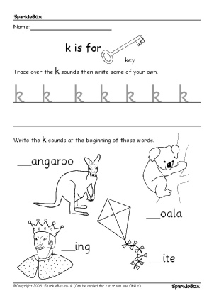 Worksheets Letter Formation Worksheets letter formation worksheets for early years sparklebox alphabet k s sb272