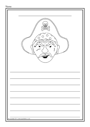 Year 1 – Pirates Reading Comprehension Pack