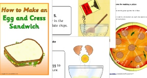 Instructions Writing Resources and Printables KS1 - SparkleBox