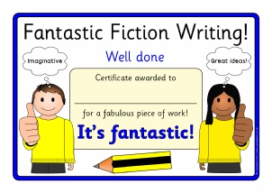 Creative writing service prompts ks1