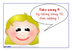 math worksheet : other early years  ks1 addition and subtraction teaching  : Subtracting 9 And 11 Worksheets