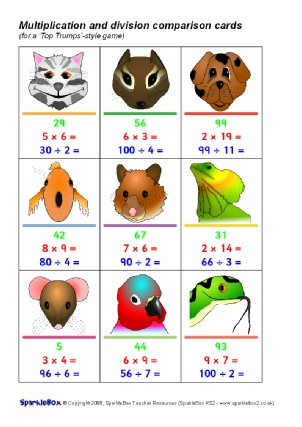 math worksheet : primary school division teaching resources and activities  sparklebox : Division Worksheets Primary Resources