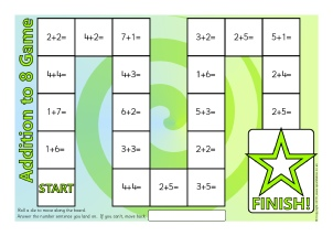photograph relating to Printable Addition Games referred to as Primay College or university Addition Actions and Game titles - SparkleBox