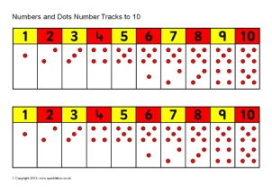 image about Printable Number Line 1-20 referred to as Printable Amount Songs for Early A long time and Principal Issue Just one