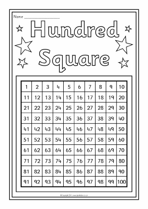 picture regarding Number Grid Printable named Absolutely free Hundred Sq./Grid Printables and Instruction Materials
