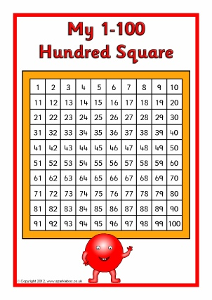 It is an image of 100 Square Grid Printable intended for graph paper
