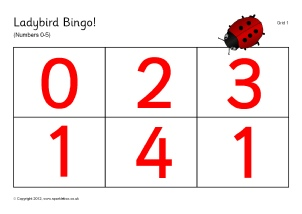 Ladybird Counting Teaching Resources and Printables - SparkleBox