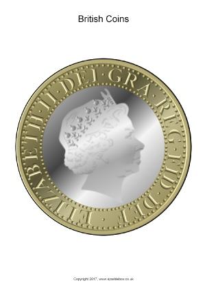 printable british coins